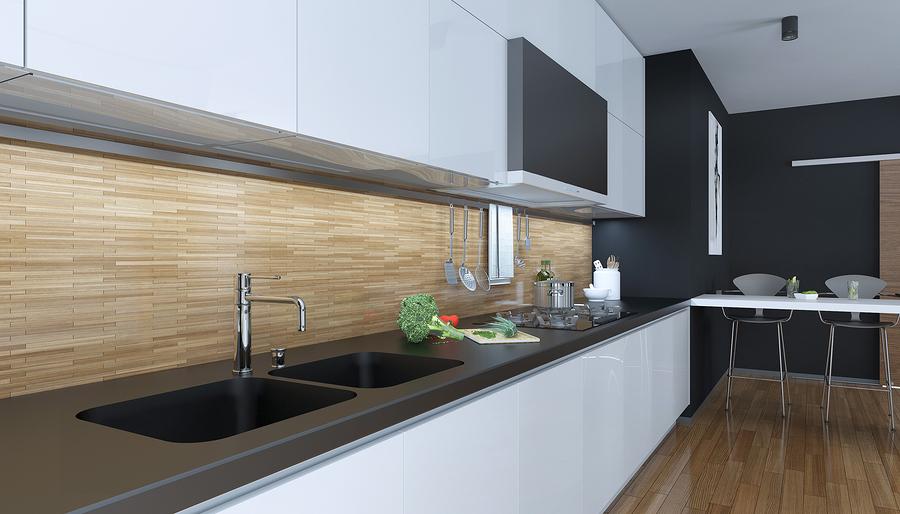 ściany W Kuchni Co Zamiast Płytek Poradnik Intratnego